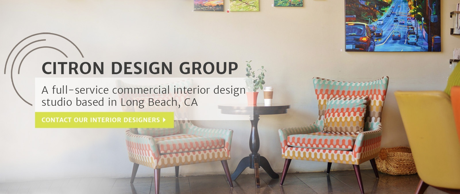 Commercial Interior Design Firm Long Beach