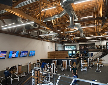 Olympix Fitness - Commercial Interior Design Services in Oceanside by Citron Design Group