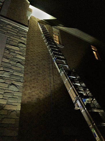 Outdoor LED Pot Light Installation Toronto by H MAN ELECTRIC
