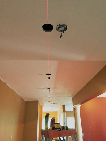 Pot Light Installation in Oakville by H MAN ELECTRIC