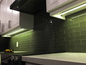 LED Under Cabinet Lighting for Kitchen by H MAN ELECTRIC