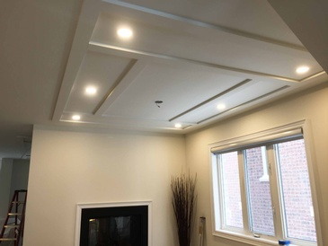 Pot Light Installation Mississauga by H MAN ELECTRIC
