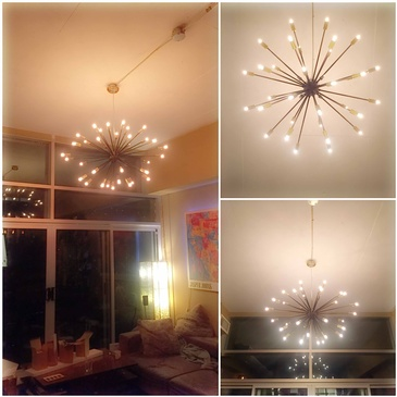 Chandelier Installation by H MAN ELECTRIC - Electrical Contractors Toronto