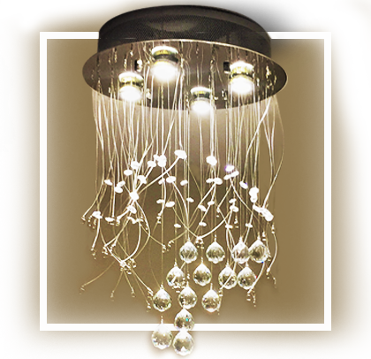 Chandelier Fixtures Mississauga by H MAN ELECTRIC
