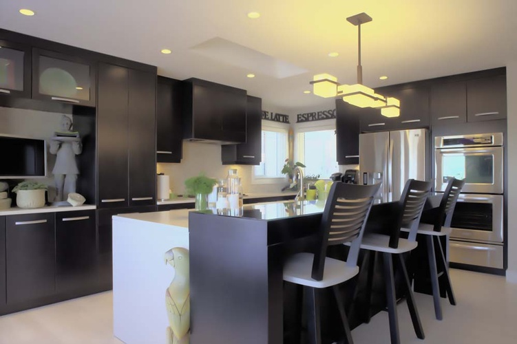 Kitchen Improvement by Method Residential Design - Interior Designers in Calgary