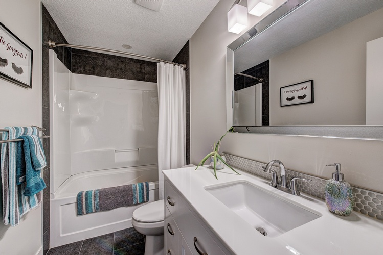Bathroom Interior Improvements in Calgary by  Method Residential Design