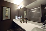 Modern Bathroom - Home Improvement Calgary by Method Residential Design