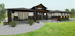 Exterior remodeling design by Interior Designers in Chestermere - Method Residential Design