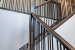 Staircase Design by Method Residential Design - Interior Designers Calgary