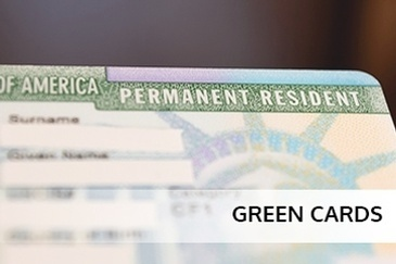 Green Card Online Application Service
