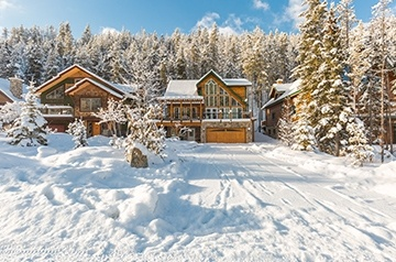 vacation homes Alberta