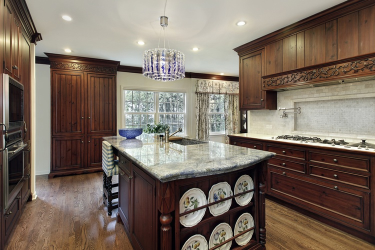 Cool Kitchen Countertops by Old Castle Home Design Center