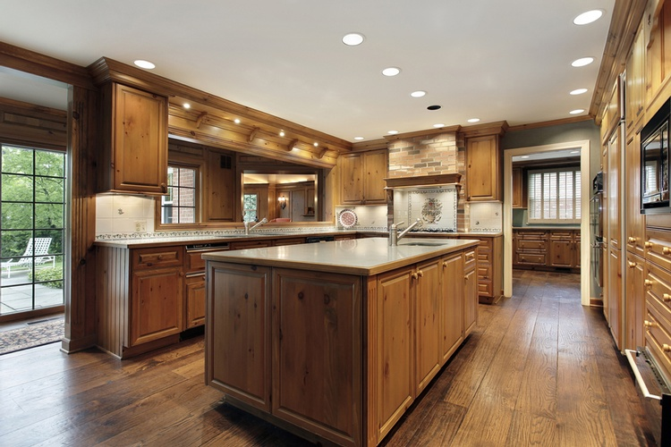 Kitchen Interior Design by Kitchen Remodeling Contractors in Atlanta - Old Castle Home Design Center