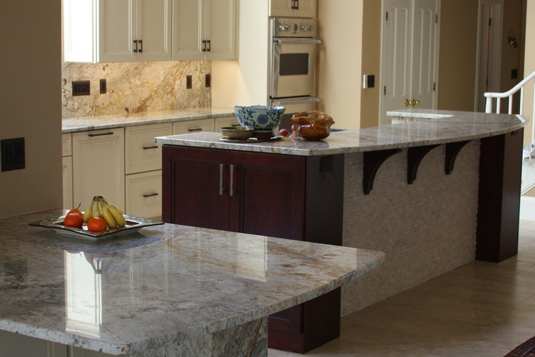 Beautiful Kitchen Countertops by Old Castle Home Design Center in Atlanta GA