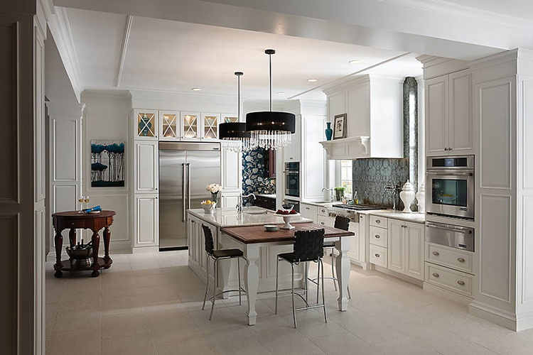 Kitchen Interior Design in Atlanta GA by  Old Castle Home Design Center