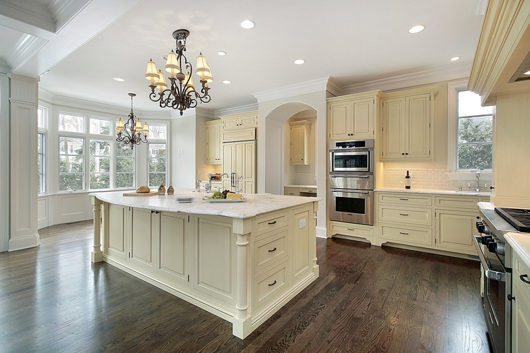Conceptual Kitchen Interior Design Services in Atlanta by Old Castle Home Design Center