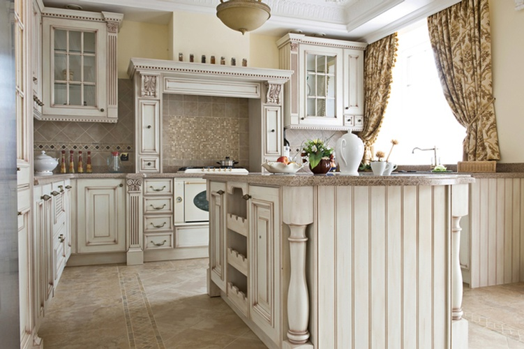 Custom Kitchen Cabinets Design by Old Castle Home Design Center Website in Atlanta