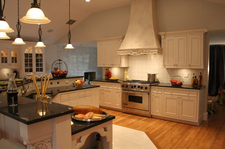 Beautiful Kitchen Backsplash tiles by Old Castle Home Design Center