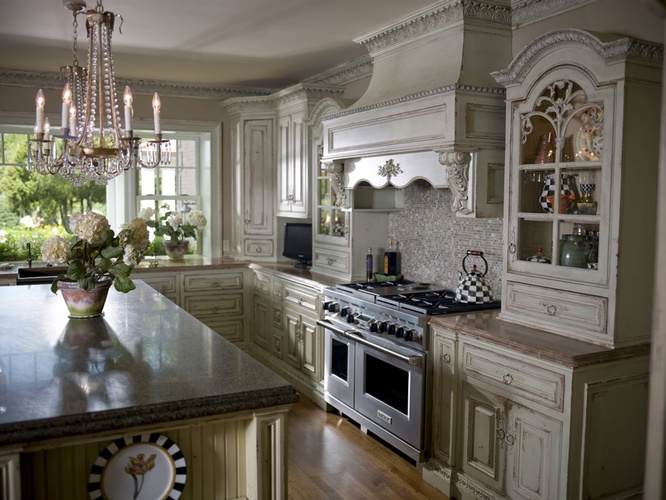 Kitchen Backsplash Design by Old Castle Home Design Center in Atlanta GA