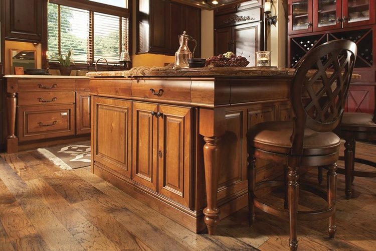 Wooden Kitchen Cabinets Atlanta - Old Castle Home Design Center
