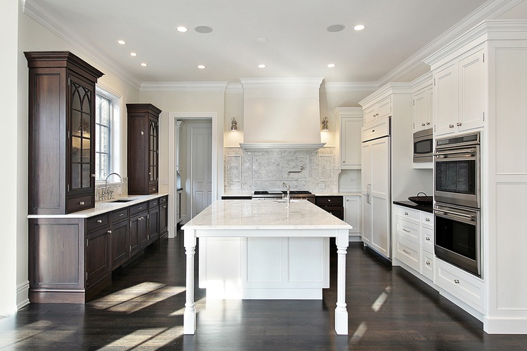 White Kitchen Cabinets Atlanta - Old Castle Home Design Center