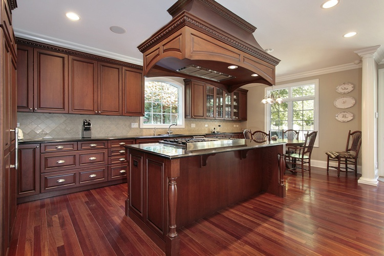 Custom Wood Kitchen Cabinets Atlanta - Old Castle Home Design Center