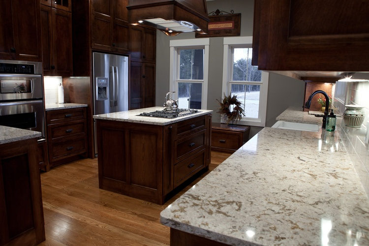 Best Kitchen Countertops Johns Creek by Old CAstle Home Design Center