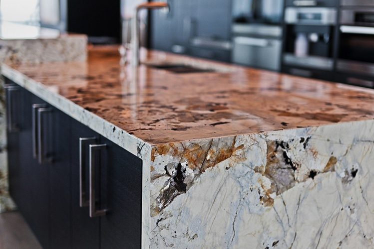 Kitchen Countertops in Atlanta designed by Old Castle Home Design Center