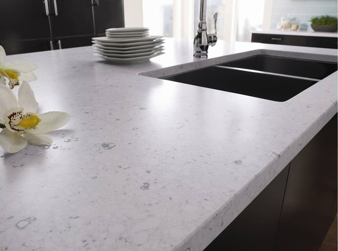 Beautiful Kitchen Countertops by Old Castle Home Design Center