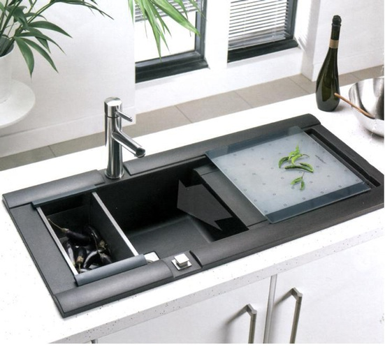 Modern Kitchen Faucets Atlanta by Old Castle Home Design Center