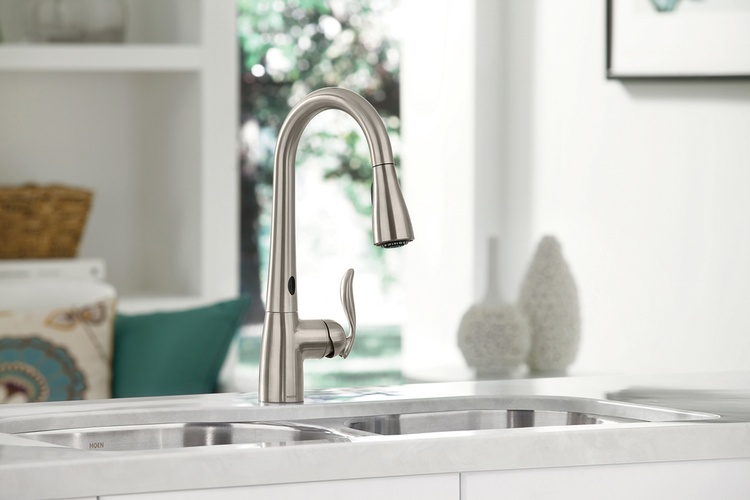 Top Kitchen faucet Atlanta by Old Castle Home Design Center