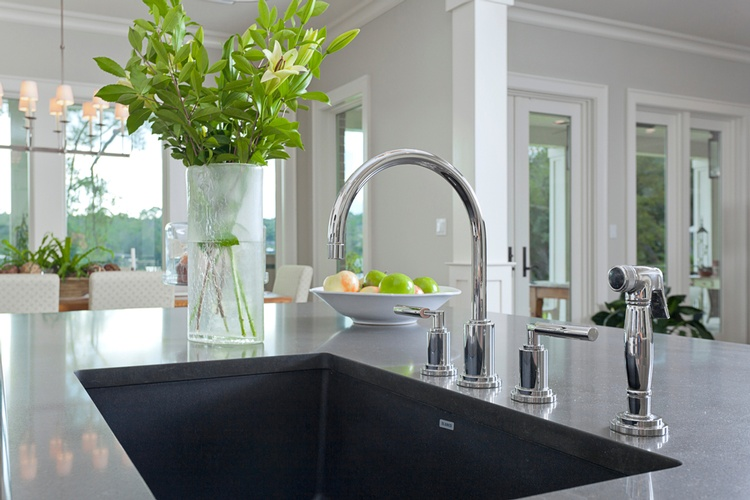 Best Kitchen Sink Faucet by Old Castle Home Design Center in Atlanta