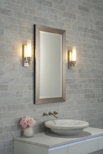 Bathroom Wall Sconce Light -  Bathroom Accessories by Old Castle Home Design Center