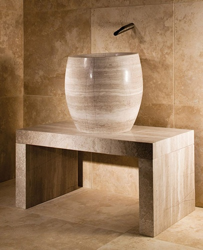 Stylish Wash Basin -  Bathroom Accessories by Old Castle Home Design Center