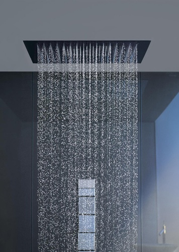 Ceiling Shower Head -  Bathroom Accessories by Old Castle Home Design Center