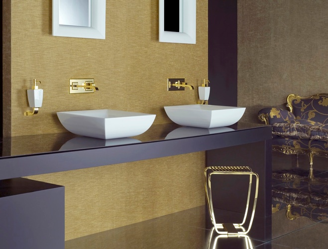 Bathroom Accessories by Old Castle Home Design Center Atlanta
