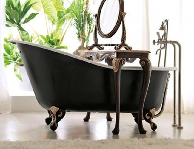 Modern & Contemporary Bathroom Bathtubs Design by Old Castle Home Design Center