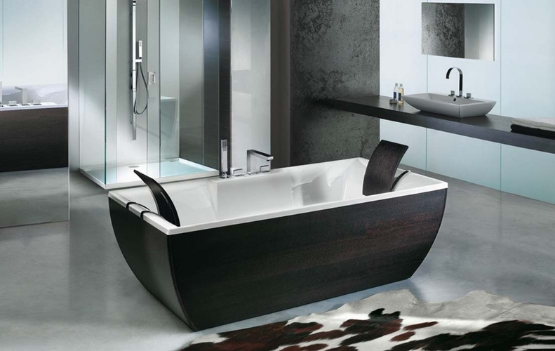 Luxury Bathtub Design in Atlanta by Old Castle Home Design Center