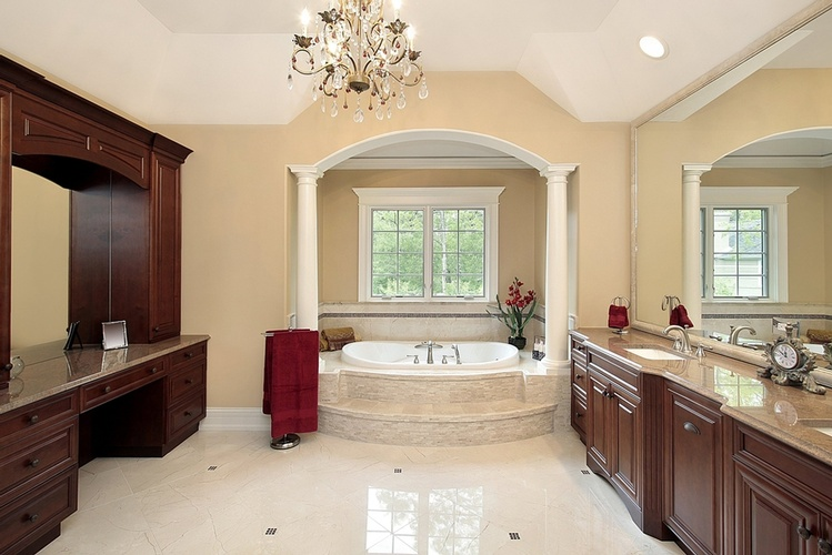 Bath Vanities and Cabinets Design in Atlanta GA by Old Castle Home Design Center
