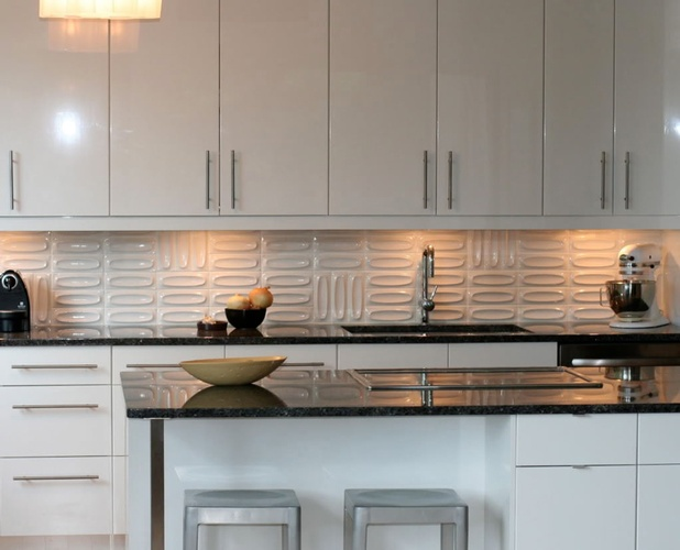 Ceramic Kitchen Backsplash Tiles by Old Castle Home Design Center