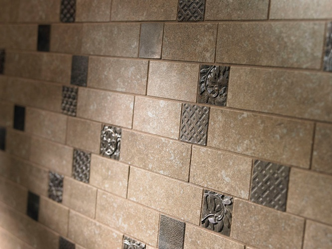 Best Glass Tiles in Atlanta by  Old Castle Home Design Center