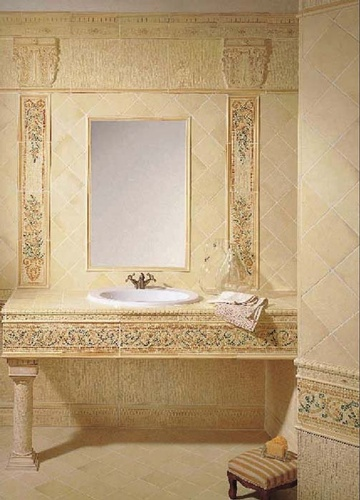 Gorgeous Bathrooms in Atlanta GA with Natural Stone Tiles