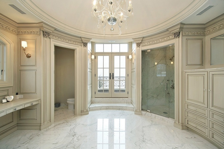 Best Marble Tiles for Bathroom by Old Castle Home Design Center