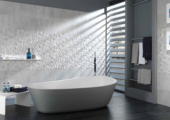 Best Porcelain Tile Bathroom by Old Castle Home Design Center