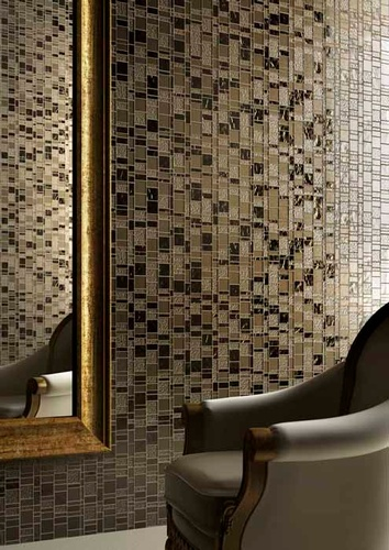 Glass Tiles for Bathroom by Old Castle Home Design Center