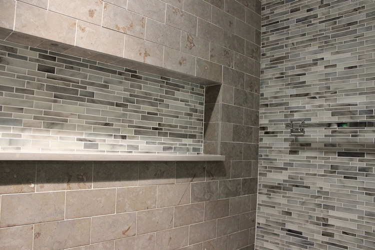 Decorative Mosaic Tiles for Walls by Old Castle Home Design Center
