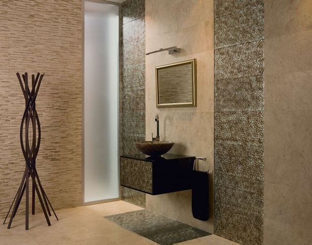Best Mosaic Bathroom Tiles by Old Castle Home Design Center
