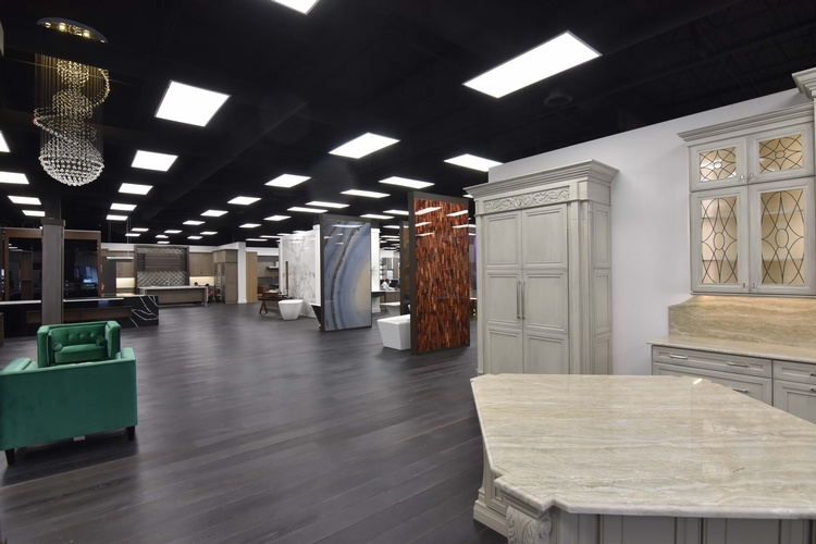 Old Castle Home Design Center Showroom in Atlanta