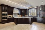 Kitchen Hood by Old Castle Home Design Center in Atlanta