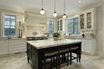 Quartz Kitchen Countertops design by Best Interior Design and Renovation Company Atlanta - Old Castle Home Design Center